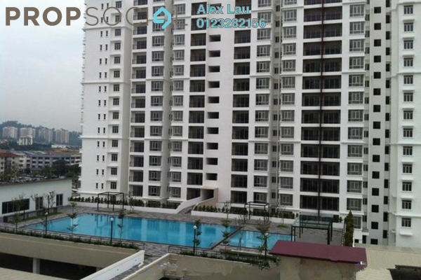 For Rent Condominium at 1120 Park Avenue, PJ South Leasehold Fully Furnished 4R/2B 1.8k