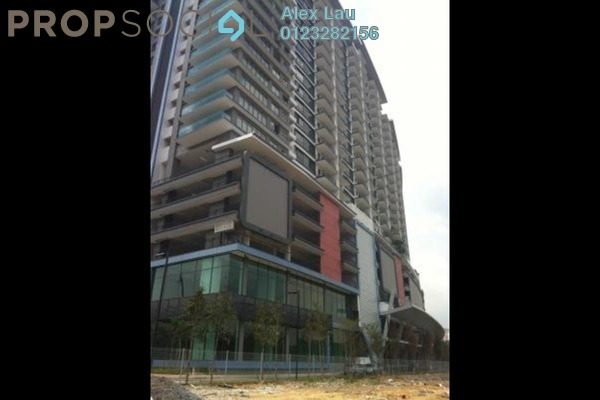 For Rent Condominium at Senza Residence, Bandar Sunway Leasehold Fully Furnished 3R/2B 2.5k