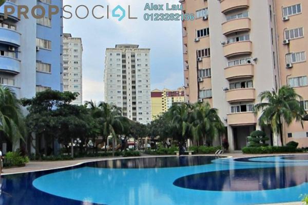 For Rent Condominium at Ridzuan Condominium, Bandar Sunway Leasehold Fully Furnished 3R/2B 1.3k