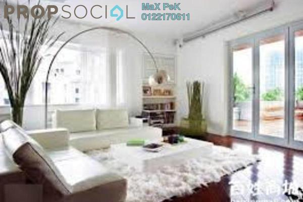 For Sale Condominium at Rica Residence, Sentul Freehold Unfurnished 2R/1B 443k