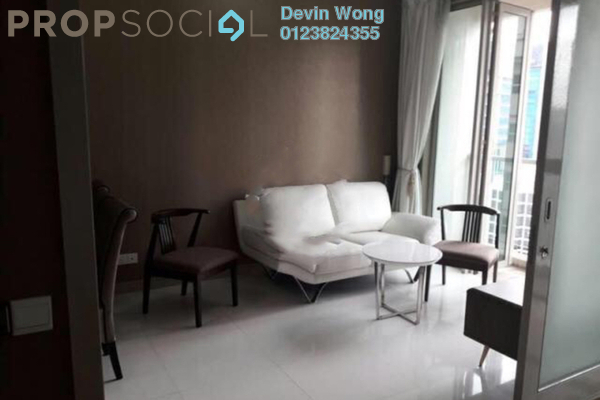 For Sale Serviced Residence at Marc Service Residence, KLCC Freehold Fully Furnished 1R/1B 945k