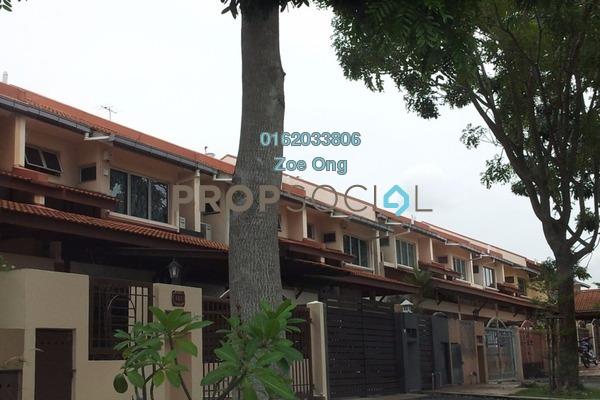 For Sale Terrace at Seri Utama, Kota Damansara Leasehold Unfurnished 4R/3B 850k