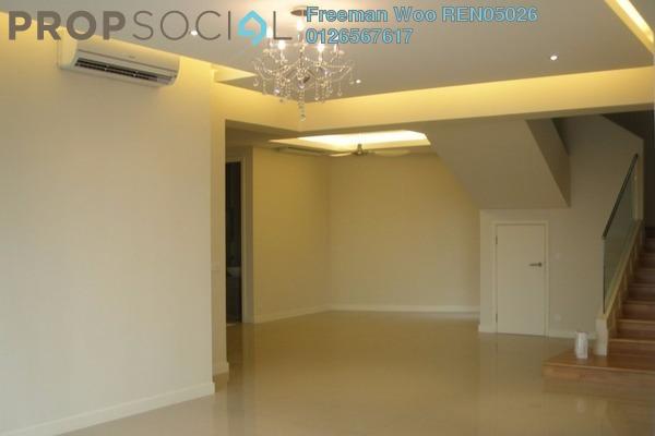 For Sale Condominium at Kiaramas Ayuria, Mont Kiara Freehold Semi Furnished 4R/5B 1.9m