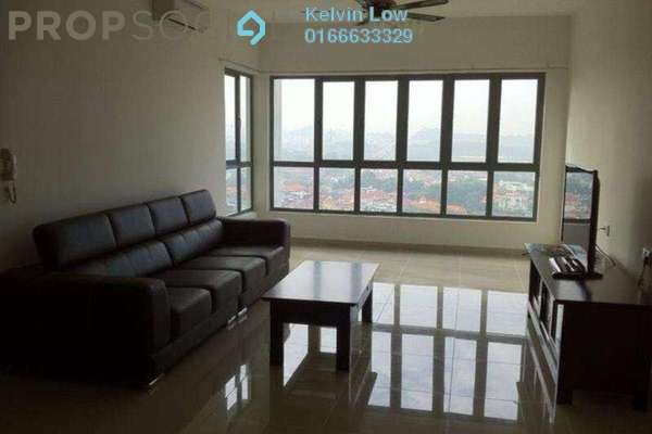 For Sale Condominium at Covillea, Bukit Jalil Freehold Fully Furnished 3R/3B 950k