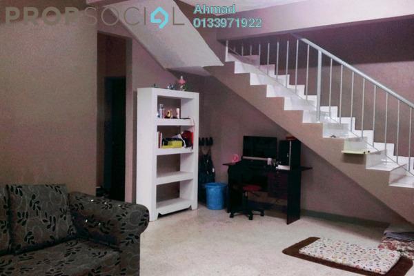 For Sale Terrace at Taman Sri Andalas, Klang Leasehold Semi Furnished 3R/3B 370k