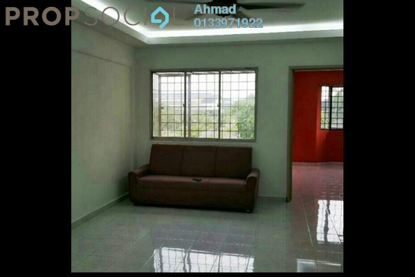 For Sale Apartment at Subang Suria, Subang Leasehold Semi Furnished 3R/2B 205k