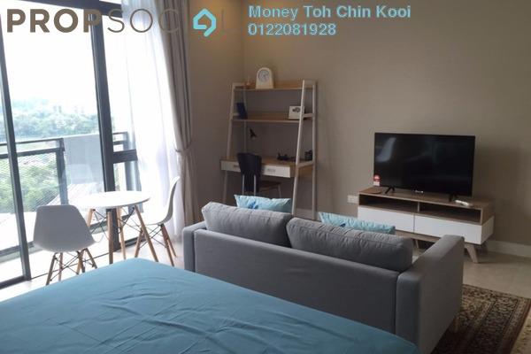 For Rent Condominium at TTDI Ascencia, TTDI Freehold Fully Furnished 0R/1B 2.5k