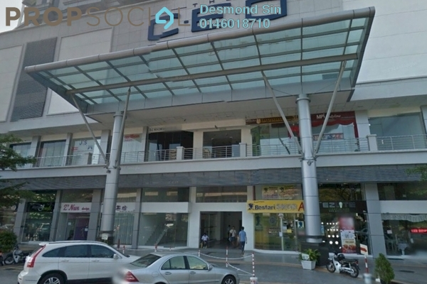 For Sale Shop at The CEO, Bukit Jambul Freehold Unfurnished 1R/1B 850k
