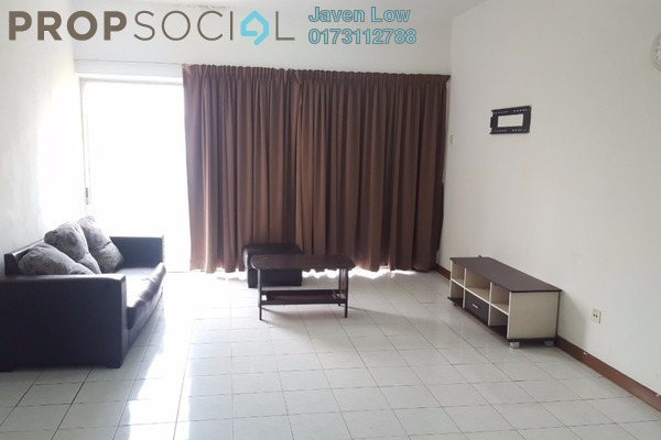 For Rent Condominium at Seri Cendekia Apartment, Cheras Leasehold Fully Furnished 3R/2B 1.2k