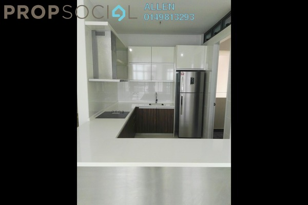 For Rent Serviced Residence at Setia Sky 88, Johor Bahru Freehold Semi Furnished 1R/1B 2.8k