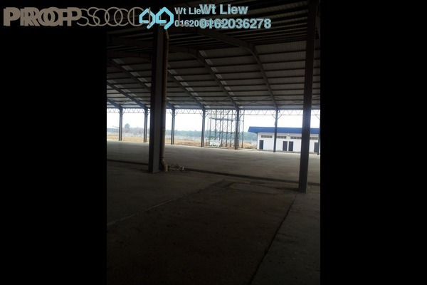 For Rent Factory at Sepang Gold Coast, Sepang Leasehold Unfurnished 0R/0B 128k