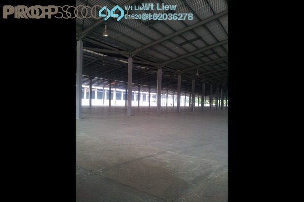 For Sale Factory at Sepang Gold Coast, Sepang Leasehold Unfurnished 0R/0B 21m