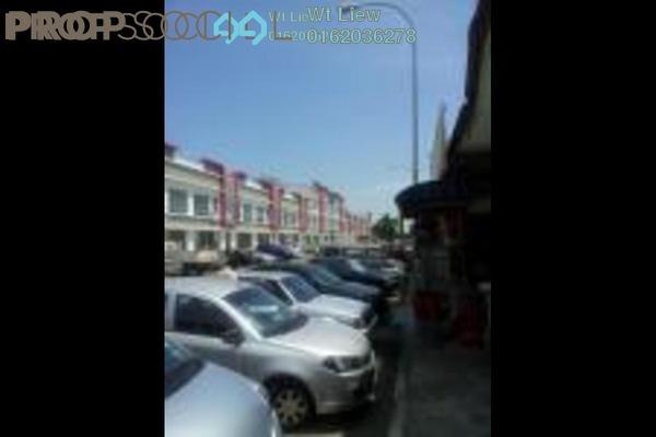 For Rent Shop at Taman Aman Perdana, Meru Freehold Unfurnished 0R/0B 4.8k