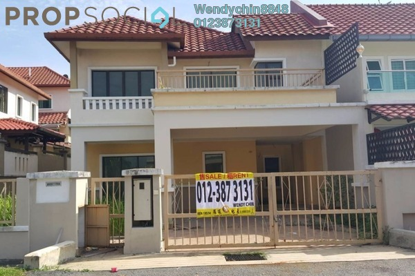 For Sale Semi-Detached at Sovereign, Bandar Putra Permai Leasehold Unfurnished 5R/5B 1.05m