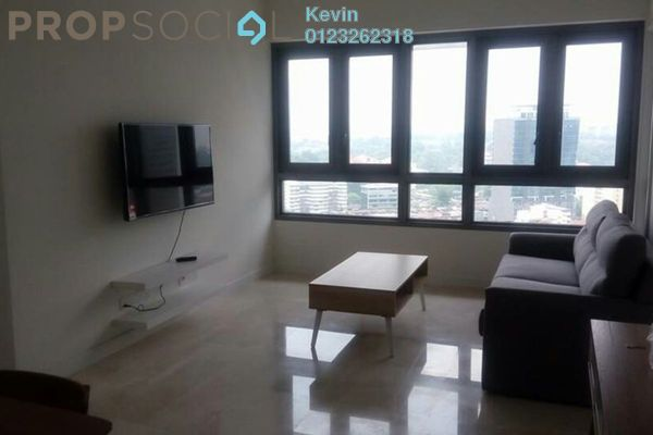 For Rent Serviced Residence at The Sentral Residences, KL Sentral Freehold Fully Furnished 2R/2B 4.8k