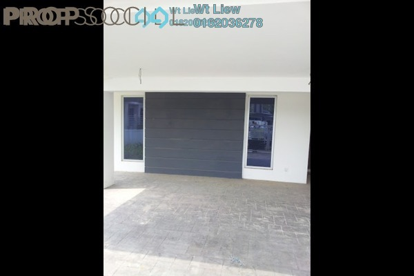 For Sale Terrace at Sephira, Alam Impian Freehold Unfurnished 4R/5B 1.3m