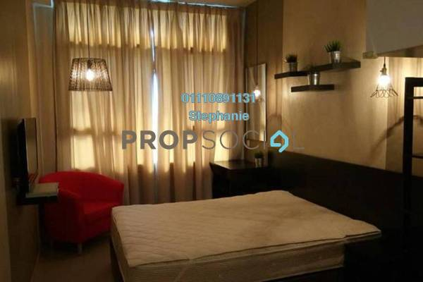 For Rent Condominium at Centrestage, Petaling Jaya Leasehold Fully Furnished 1R/1B 1.4k
