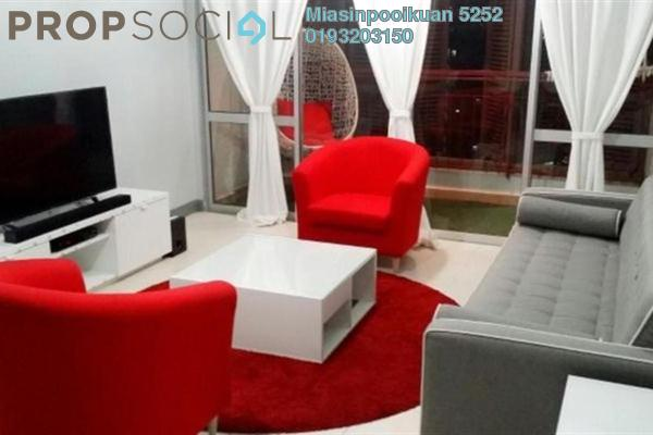For Rent Condominium at Desa Putra, Wangsa Maju Leasehold Fully Furnished 3R/2B 2.5k
