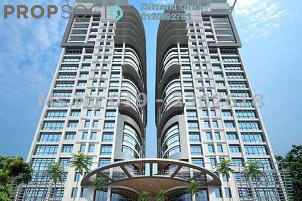 For Rent Office at V Square, Petaling Jaya Leasehold Unfurnished 0R/0B 18.2k