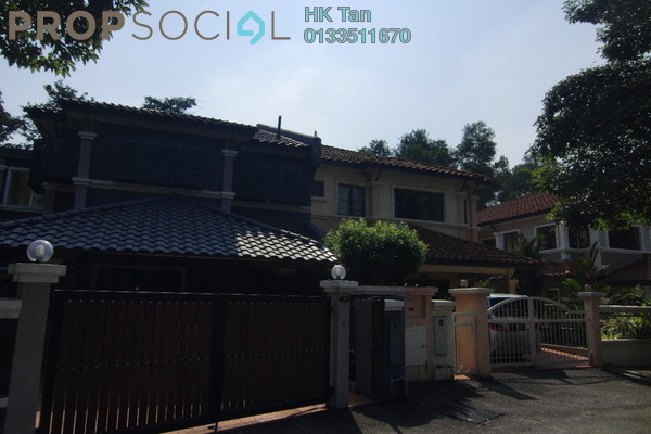 For Sale Semi-Detached at Villa Damansara, Kota Damansara Leasehold Semi Furnished 6R/3B 2.5m