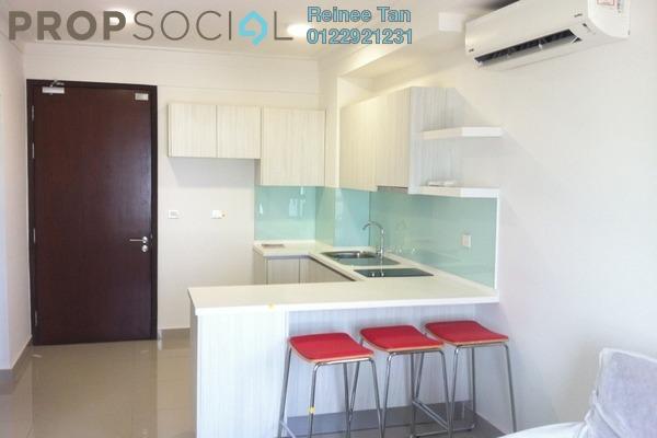 For Rent Condominium at Solstice @ Pan'gaea, Cyberjaya Freehold Semi Furnished 1R/1B 1.1k