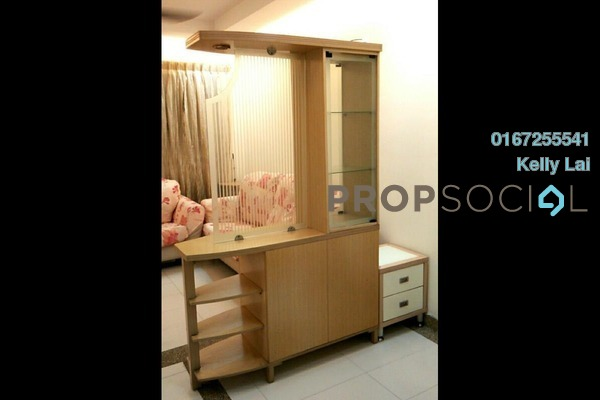 For Rent Condominium at Vista Magna, Kepong Leasehold Semi Furnished 3R/2B 1.6k