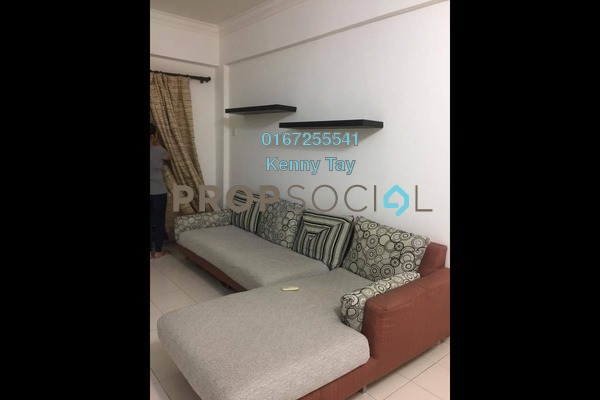For Rent Condominium at Vista Mutiara, Kepong Leasehold Semi Furnished 3R/2B 1.6k