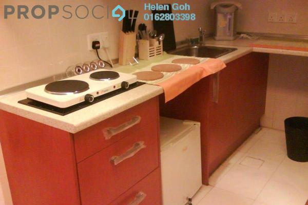 For Rent Apartment at Maytower, Dang Wangi Freehold Fully Furnished 0R/1B 1.5k