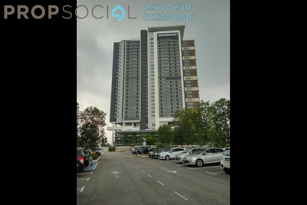 For Rent Serviced Residence at Tropicana Metropark, Subang Jaya Freehold Semi Furnished 2R/2B 2.2k