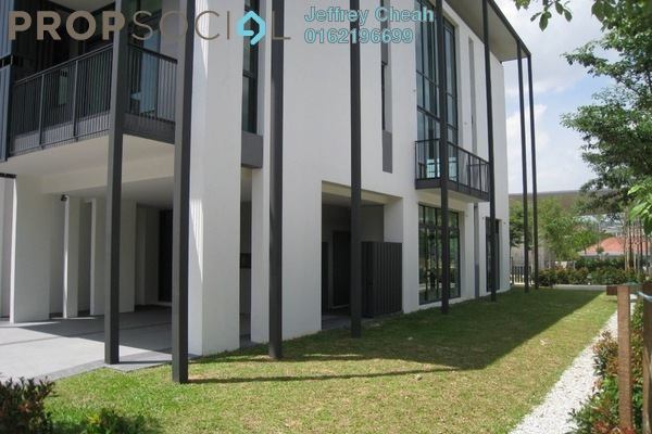For Sale Terrace at Casaman, Desa ParkCity Freehold Semi Furnished 5R/5B 3.8m