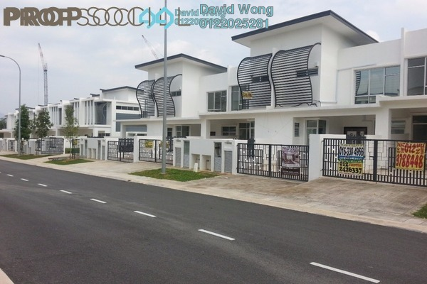 For Sale Terrace at Setia EcoHill, Semenyih Freehold Unfurnished 4R/3B 630k