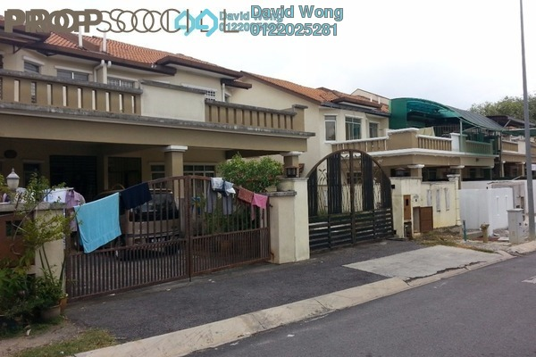 For Sale Terrace at Suria Grande, Semenyih Freehold Unfurnished 4R/3B 590k