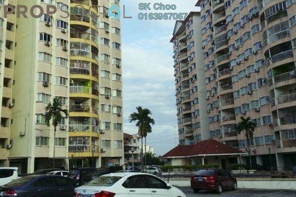 For Rent Apartment at Pandan Utama, Pandan Indah Leasehold Unfurnished 3R/2B 1.2k