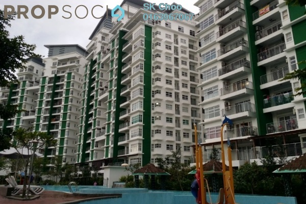 For Rent Condominium at D'Pines, Pandan Indah Leasehold Semi Furnished 3R/2B 2k