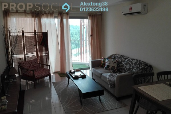 For Rent Condominium at Suria Jelutong, Bukit Jelutong Freehold Fully Furnished 2R/2B 1.65k