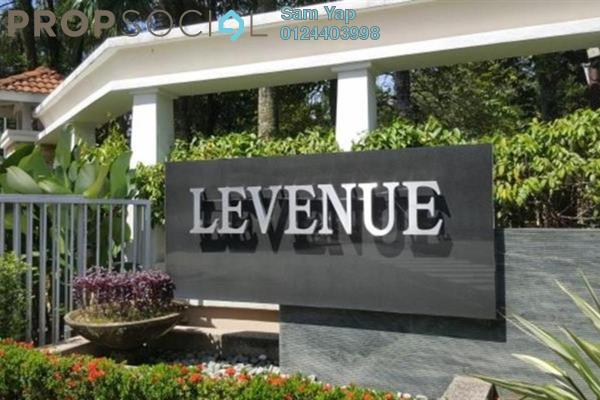 For Sale Terrace at LeVenue, Desa ParkCity Freehold Semi Furnished 6R/6B 2.5m