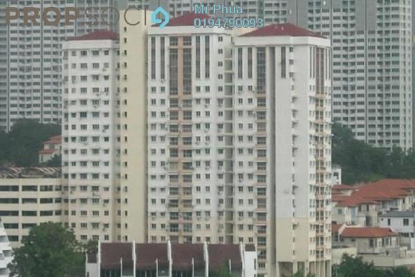 For Rent Apartment at Century Park, Batu Uban Freehold Fully Furnished 3R/2B 1k