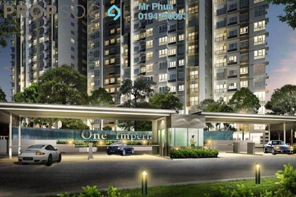 For Rent Apartment at One Imperial, Sungai Ara Freehold Fully Furnished 3R/2B 1.5k
