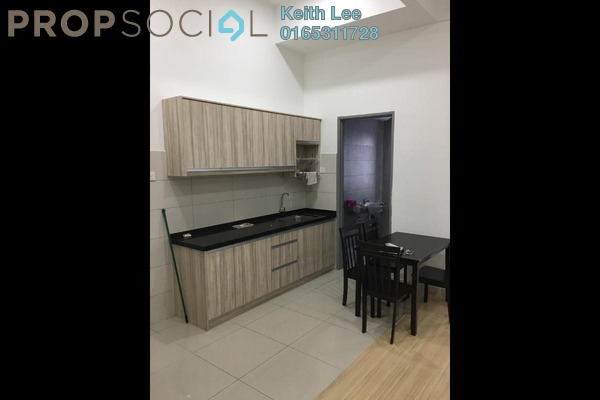 For Rent Condominium at You One, UEP Subang Jaya Freehold Semi Furnished 1R/1B 1.7k