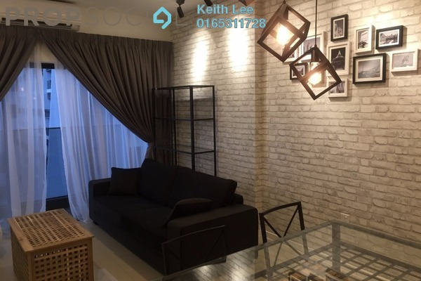 For Rent Condominium at D'Latour, Bandar Sunway Leasehold Fully Furnished 2R/2B 2.6k