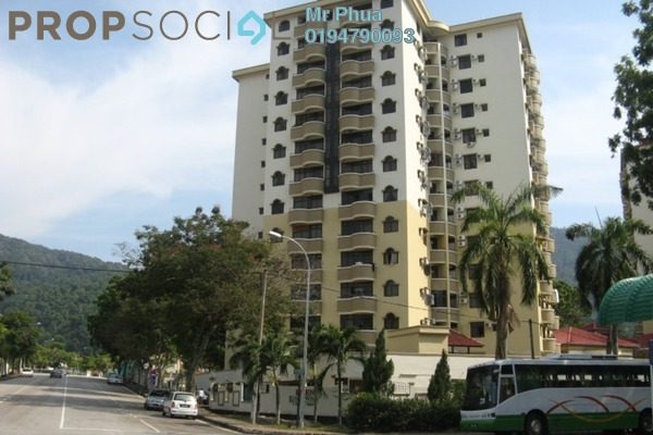For Sale Apartment at Eden Fairway, Batu Ferringhi Freehold Fully Furnished 3R/2B 450k