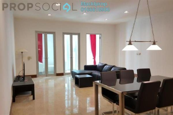 For Sale Condominium at Kirana Residence, KLCC Freehold Semi Furnished 3R/4B 2m
