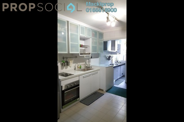 For Sale Condominium at Mayang Court, KLCC Freehold Semi Furnished 3R/2B 1.4m