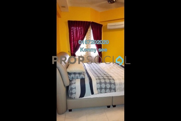 For Sale Condominium at Endah Puri, Sri Petaling Leasehold Fully Furnished 3R/2B 495k