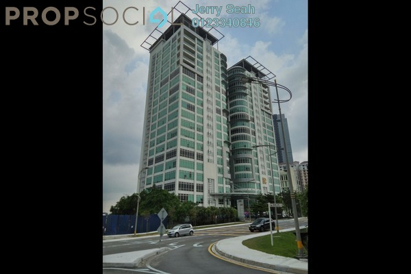 For Rent Office at V Square, Petaling Jaya Leasehold Semi Furnished 0R/0B 18.4k