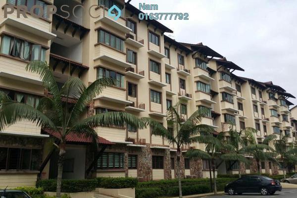 For Rent Apartment at Desa Idaman Residences, Puchong Freehold Semi Furnished 3R/2B 1.5k