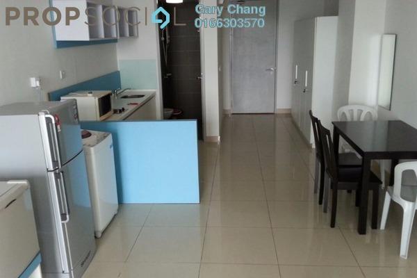 For Rent SoHo/Studio at First Subang, Subang Jaya Freehold Fully Furnished 1R/1B 1.6k