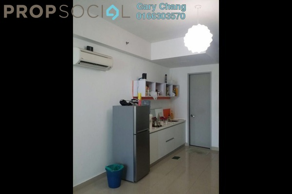 For Rent SoHo/Studio at First Subang, Subang Jaya Freehold Fully Furnished 1R/1B 1.6k