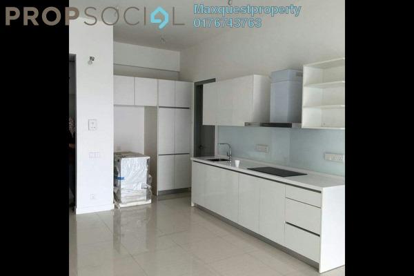 For Sale Serviced Residence at Reflection Residences, Mutiara Damansara Freehold Semi Furnished 3R/2B 909k