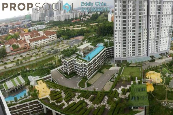 For Rent Condominium at Verdi Eco-dominiums, Cyberjaya Freehold Fully Furnished 1R/2B 1.8k